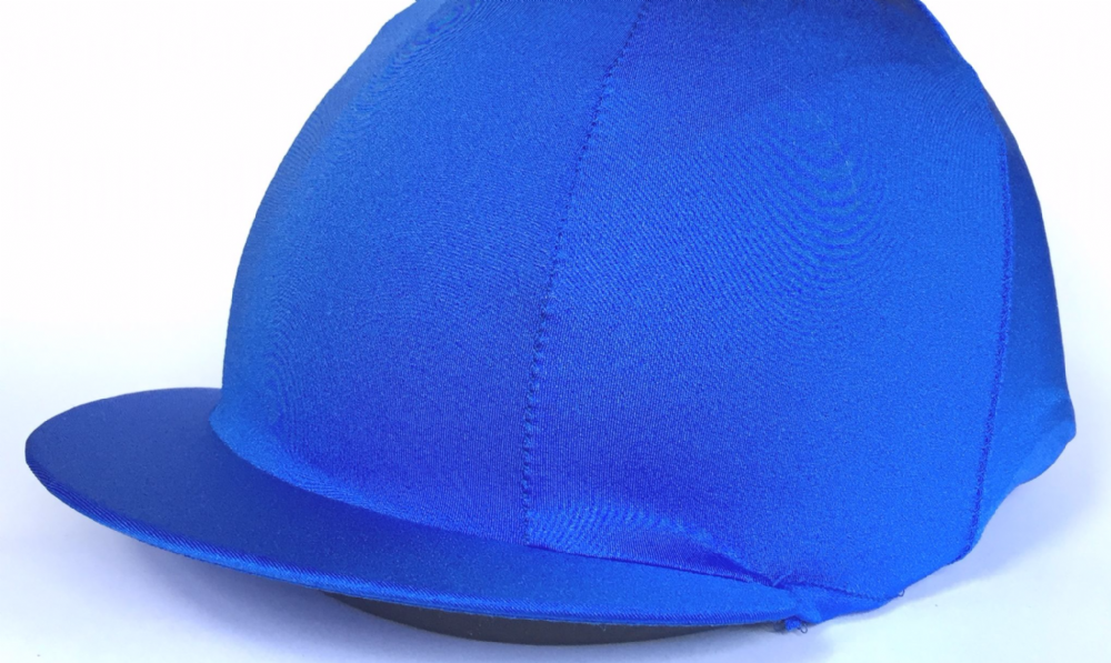 SNPC Royal Blue Hat Silk